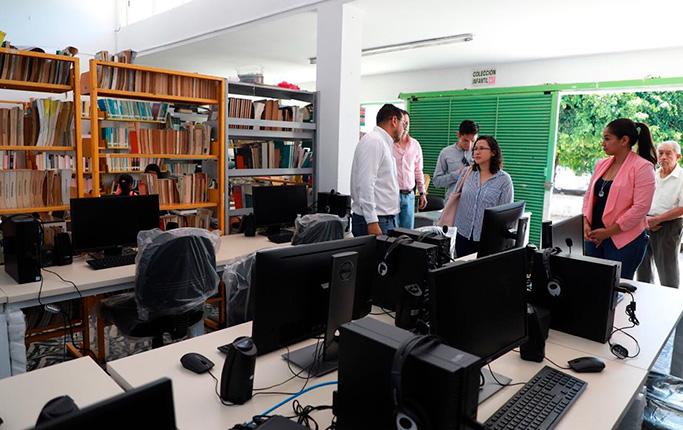 Tepic Tendrá Siete Módulos Digitales De Información Y