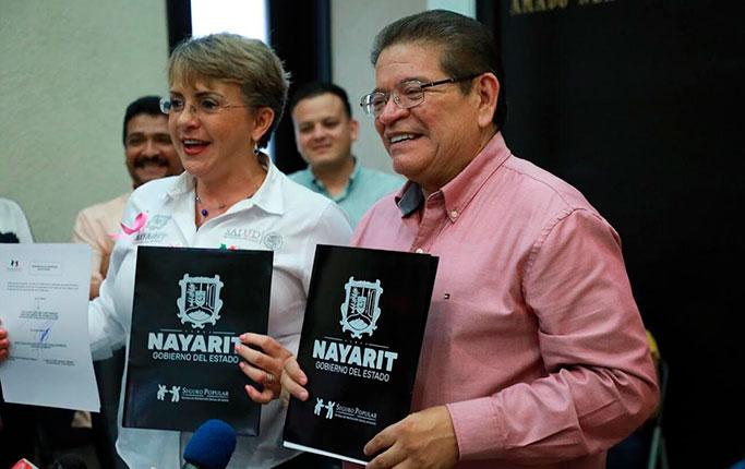 Ayuntamiento Y Seguro Popular Firmaron Convenio Para Campaña